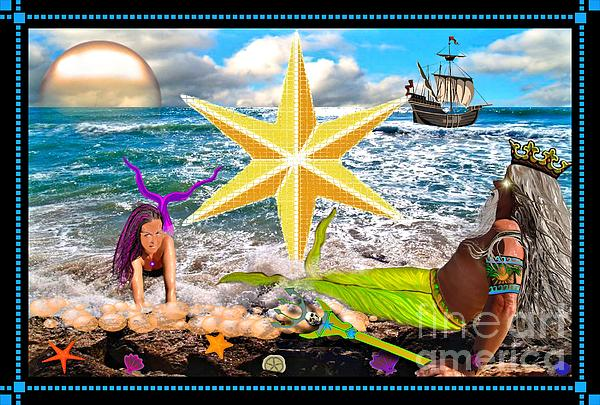 Tisha McGee - The Island