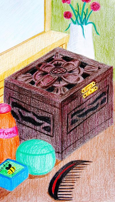 Adam Wai Hou - The Jewelry Box