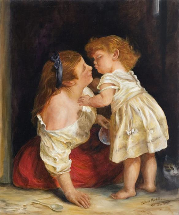 john morgan 1800 fine art
