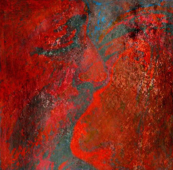 Florin Birjoveanu - The Kiss - Red