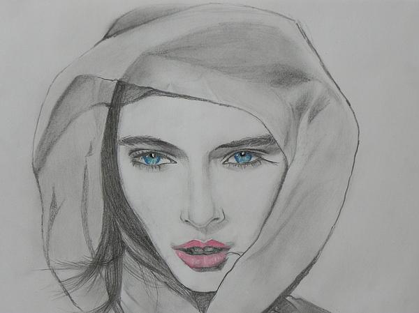 Aparna P - The Lady Model