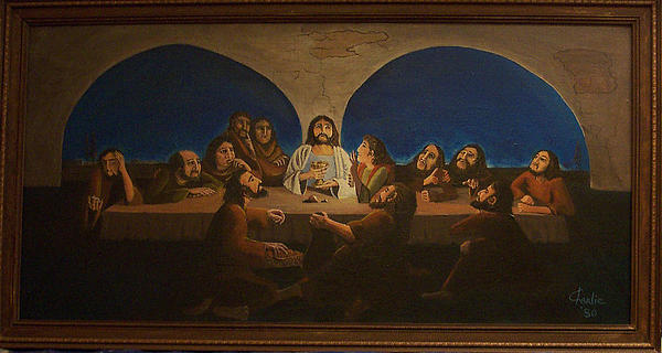 Charlie Harris - The Last Supper