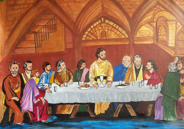 Iris Devadason - The Last Supper