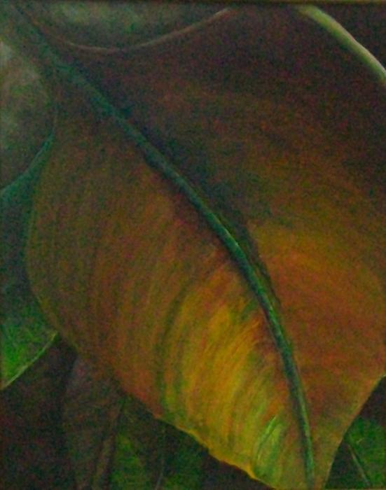 Dixie Lee Hedrington - The Leaf