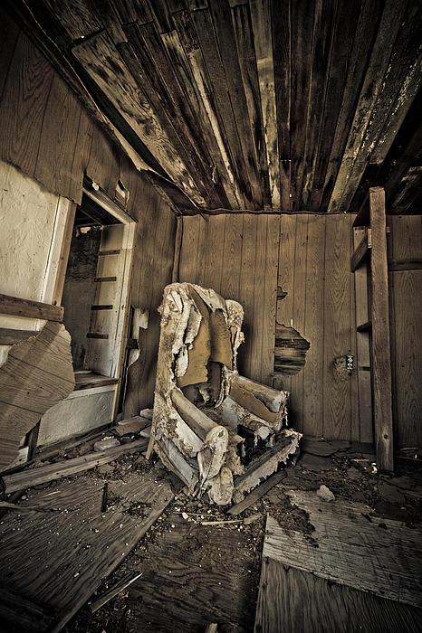 Merrick Imagery - The Lost Chair