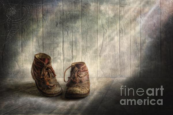 The Memories Begin To Live .. Photograph  - The Memories Begin To Live .. Fine Art Print
