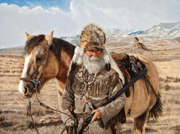 Denny Karchner - The Mountain Man Of Castle Rock