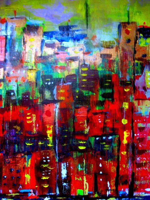 Allen n Lehman - The Naked City