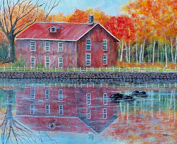 Susan DeLain - The Old Mill