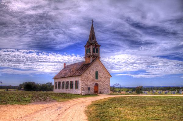 Terence  Russell - The Old Norse Church of Bosque County Texas