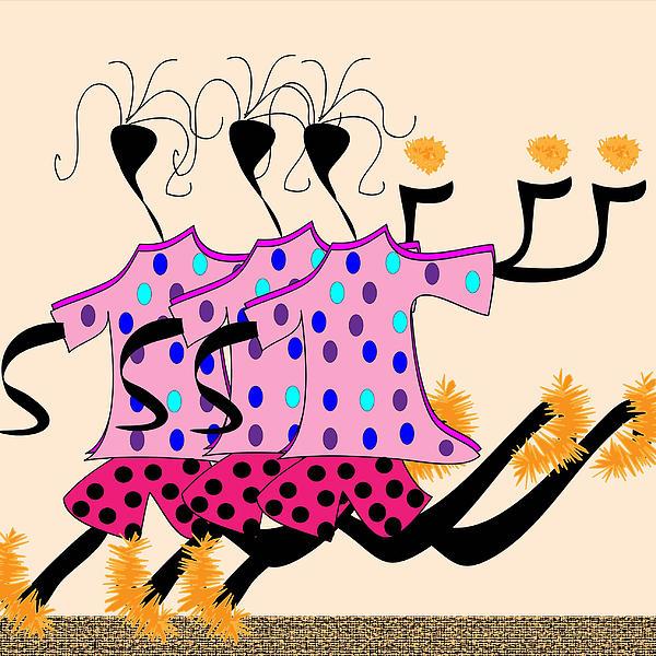 Iris Gelbart - The Pajama Game