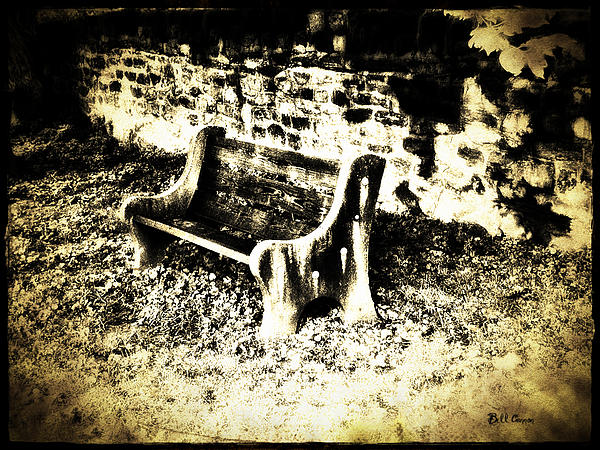 Bill Cannon - The Park Bench