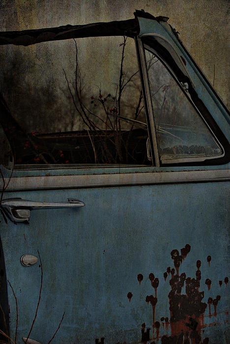 The Passenger Print by Jerry Cordeiro