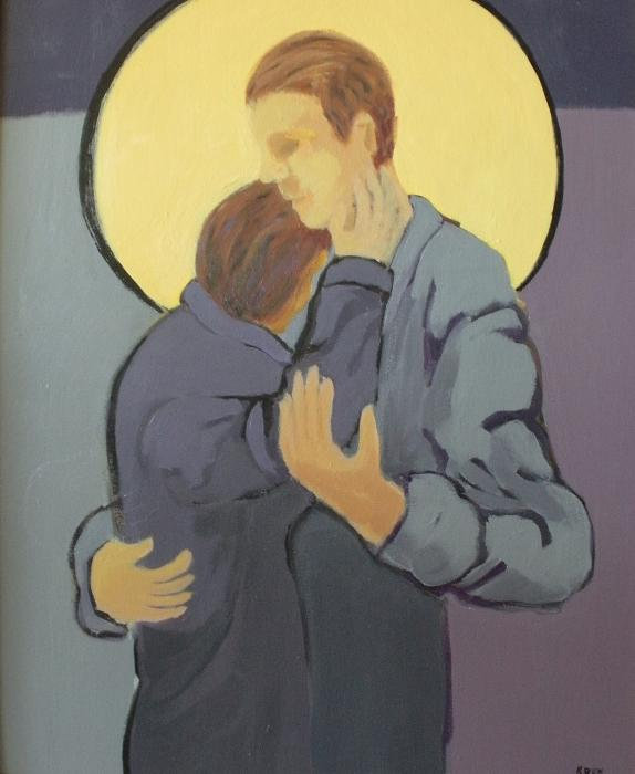The Prodigal Son Print by Renee Kahn