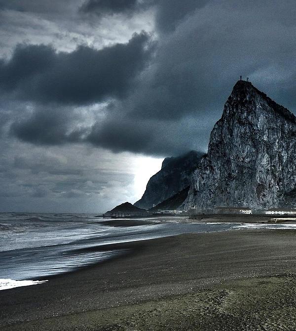 The Rock ... Print by Juergen Weiss