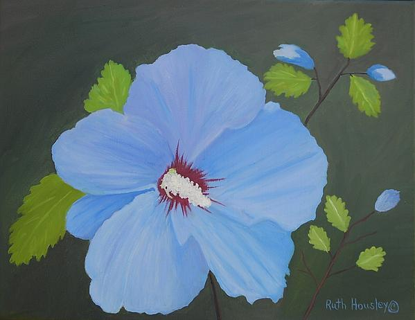 Ruth  Housley - The Rose of Sharon