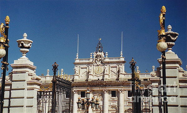 Barbara Plattenburg - The Royal Palace of Madrid