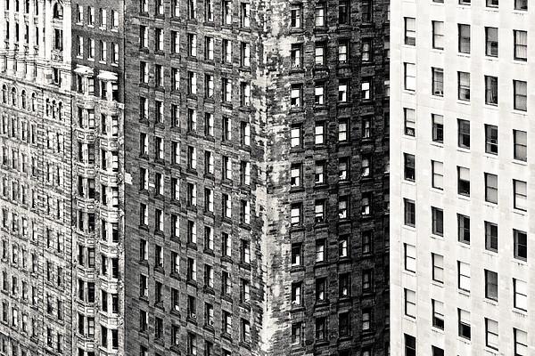 The Rugged Skyscrapers Of Philadelphia Print by Tyler Finck www.sursly.com