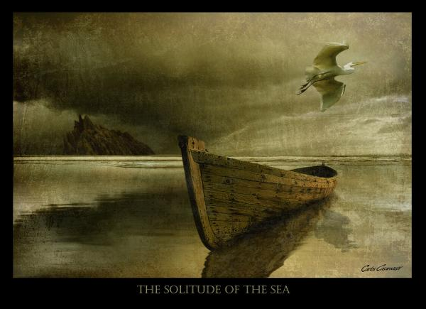 Carlos Casamayor - The Solitude Of The Sea Three