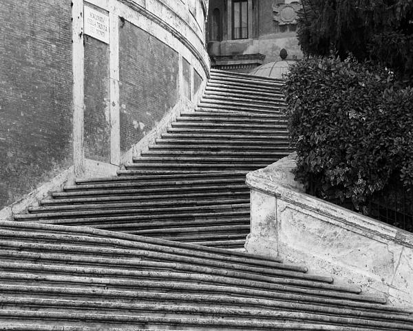 Greg Matchick - The Spanish Steps 2 in Rome