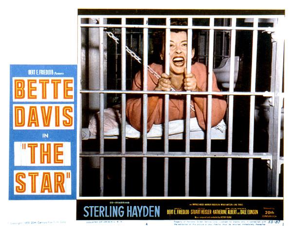 The Star, Bette Davis, 1952 Print by Everett