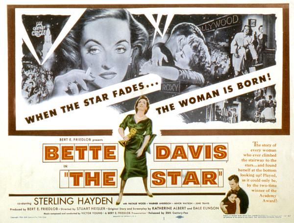 The Star, Bette Davis, Sterling Hayden Print by Everett