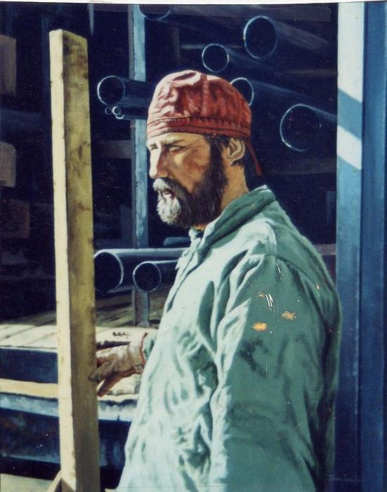James Guentner - The Steamfitter