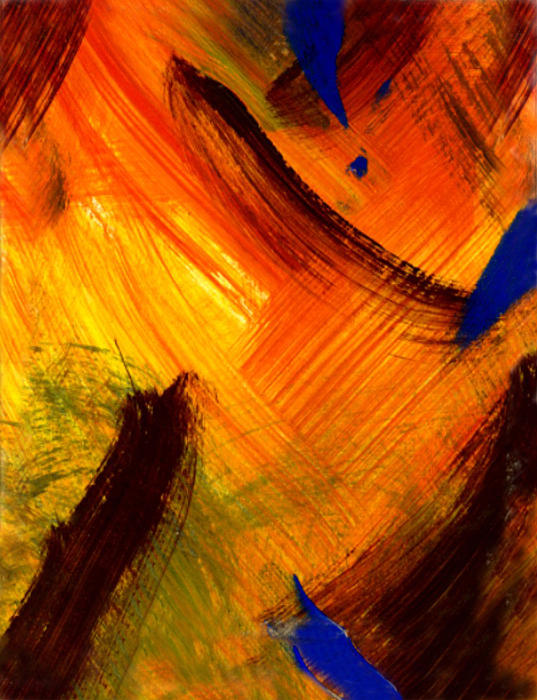 The Sunrise Of My Soul  Print by Kimanthi Toure