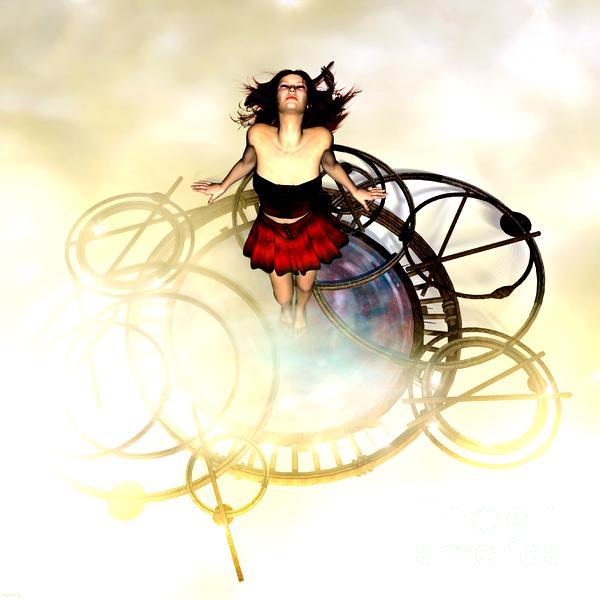 Gabriel Forgottenangel - The Time Machine