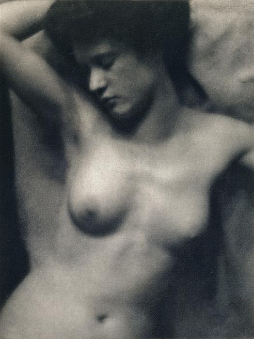 The Torso Print by White and Stieglitz