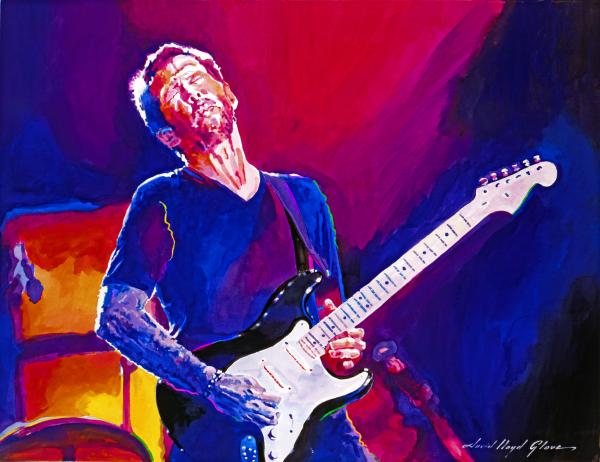 The Ultimate Eric Clapton Painting 