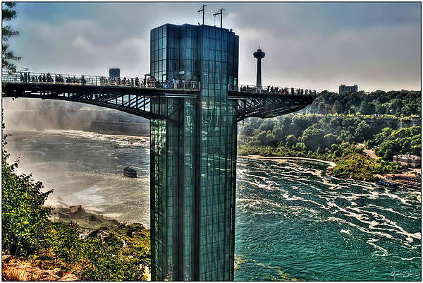 Michael Frank Jr - The View Observation Tower