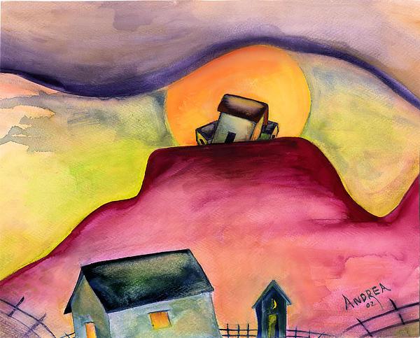 Andrea Camp - The Village