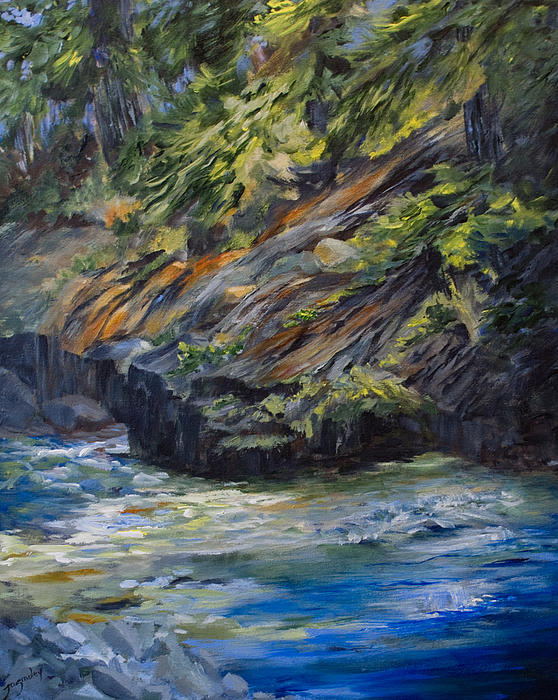 Joanne Smoley - The Whiteshell Shoreline