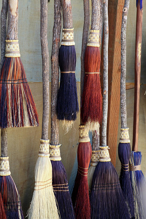 The Witches Brooms Photograph