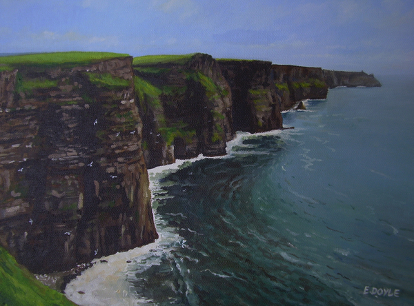 Eamon Doyle - The Wonderful Cliffs Of Moher