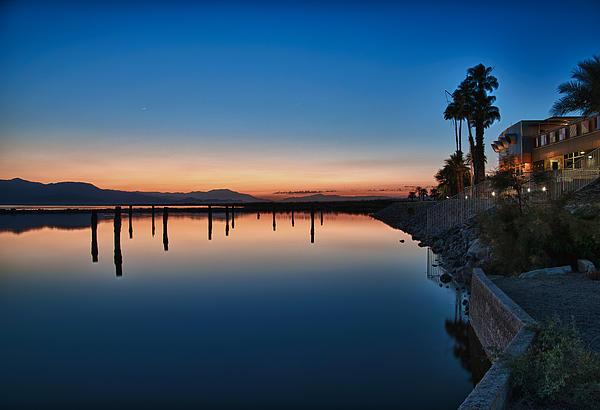 Fabio Ceresa - The Yacht Club at the Salton Sea I