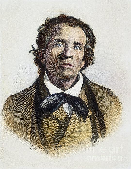 Theodore Weld (1803-1895) Print by Granger