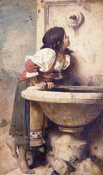 Yosi Cupano - Thirsty