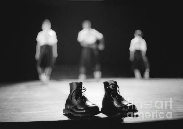 This Boots Are Made For Dancing Photograph  - This Boots Are Made For Dancing Fine Art Print