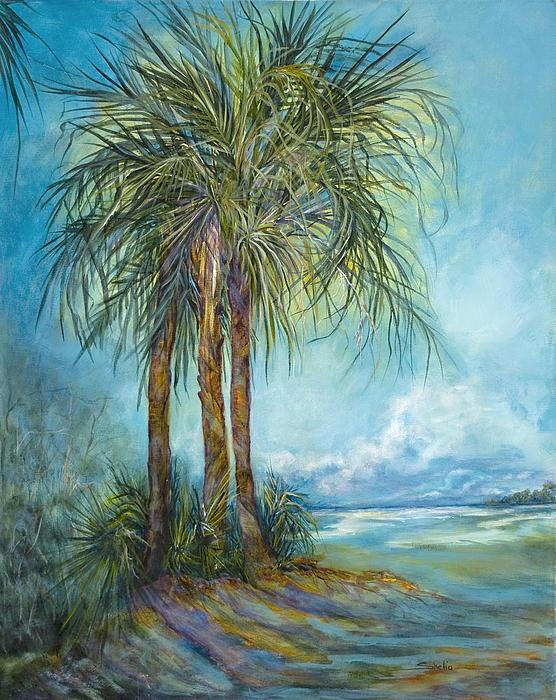 Shelia Thompson - Three Palms