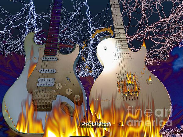 Bobby Hammerstone - Thunder N Lightning