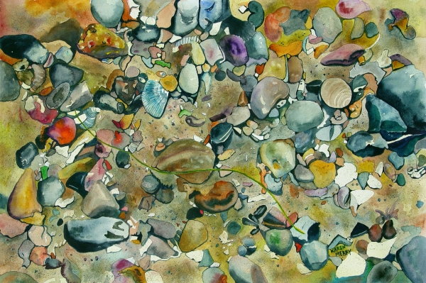Karen Merry - Tide Pool