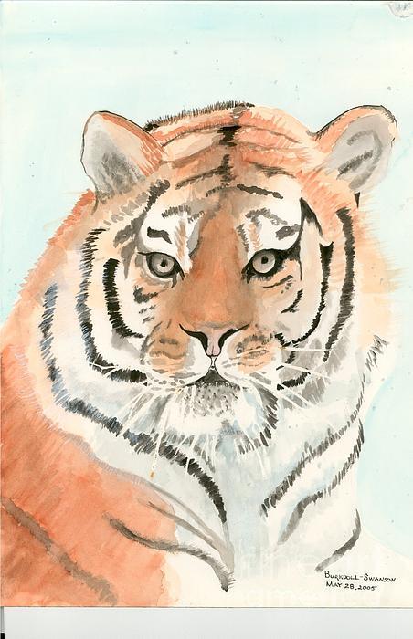 Delores Swanson - Tiger 1