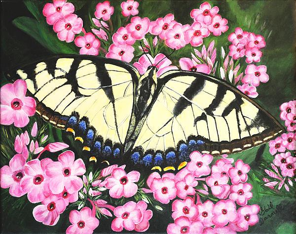 Gail Darnell - Tiger Swallowtail