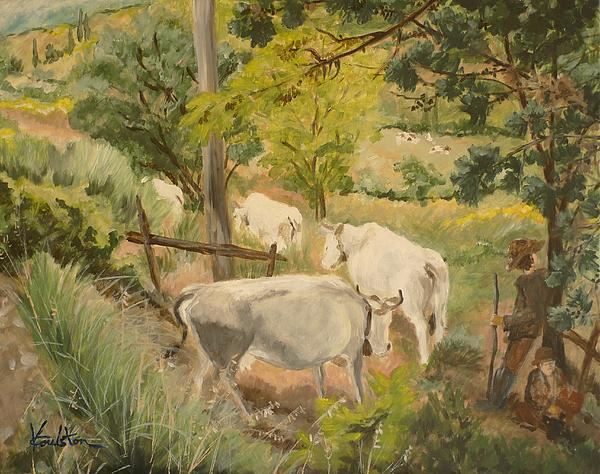 Veronica Coulston - Till the Cows Come Home