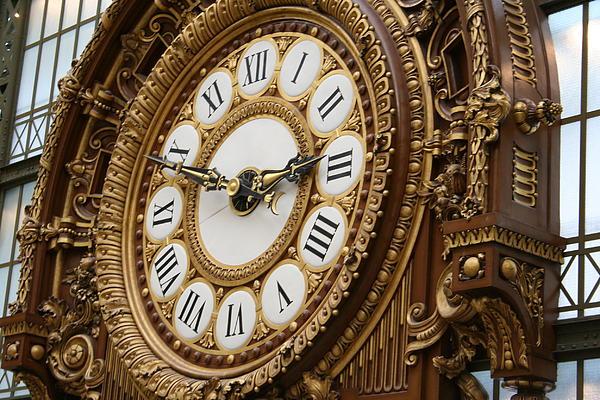 Christine Burdine - Time for Orsay