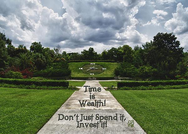 Barbara Middleton - Time is Wealth