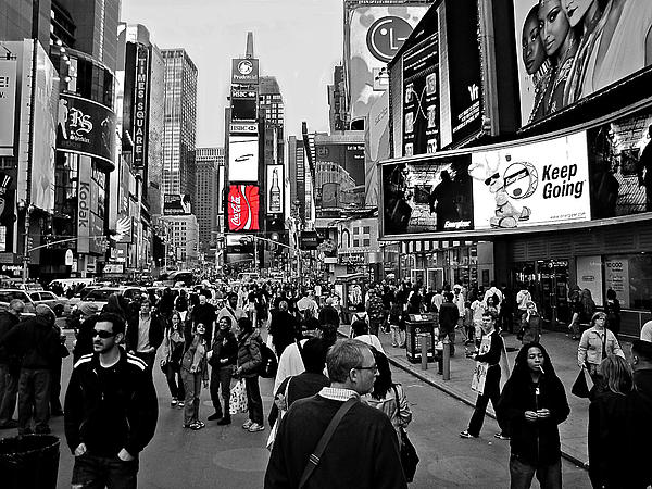 David Dehner - Times Square New York TOC