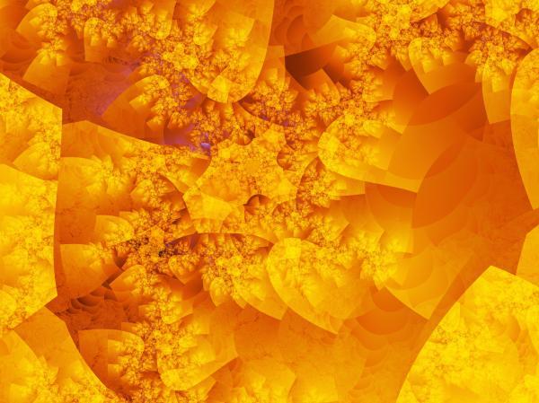 Tissue Cloud Print by Ron Bissett